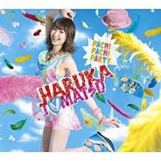 戸松遥/PACHI PACHI PARTY 通常盤 【音楽CD】