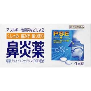 【第(2)類医薬品】 鼻炎薬Aクニヒロ(48錠)〔鼻炎薬〕