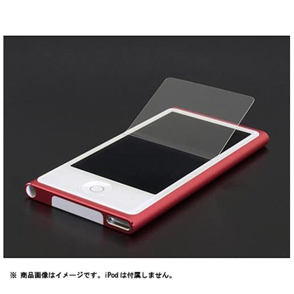 パワーサポート AFPクリスタルフィルムセット for iPod nano 7th PNF-01 デジタルオーディオプレーヤー関連商品