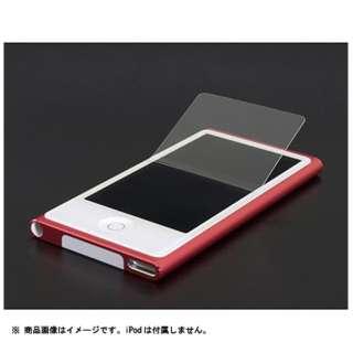 iPod nano 7G用 液晶保護フィルム(AFPクリスタルフィルムセット) PNF-01