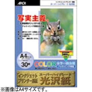 インクジェットプリンタ用紙 (A3・20枚/光沢)WP720