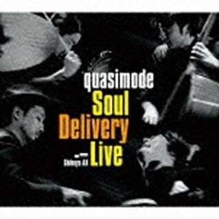 quasimode/Soul Delivery Live Shibuya AX 【音楽CD】
