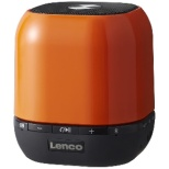 BTS-110-OR ブルートゥース スピーカー オレンジ [Bluetooth対応]