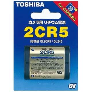 2CR5G カメラ用電池 [1本 /リチウム]