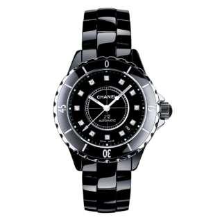 super popular 0a397 95c68 ビックカメラ.com - メンズ腕時計 J12 38mm セラミック H1626 ブラック 【並行輸入品】