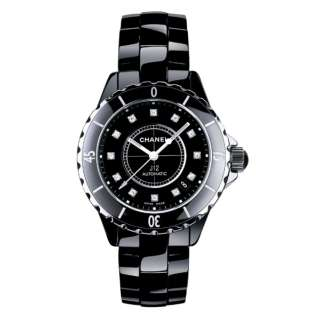 super popular 08434 ddfce ビックカメラ.com - メンズ腕時計 J12 38mm セラミック H1626 ブラック 【並行輸入品】