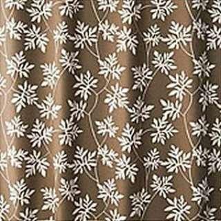 ドレープカーテン セリ(100×178cm/ブラウン)【日本製】