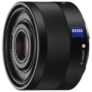カメラレンズ T* FE 35mm F2.8 ZA Sonnar ブラック SEL35F28Z [ソニーE /単焦点レンズ]