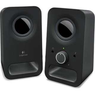 Z150BK PCスピーカー Logicool Multimedia Speakers ブラック [AC電源 /2.0ch]