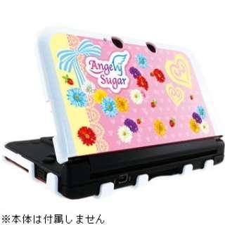 アイカツ! NINTENDO 3DS LL専用 カスタムハードカバー Angely Sugar【3DS LL】