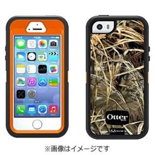 iPhone 5s/5用 Defender Realtree カモシリーズ (RealTree MAX 4HD) OTB-PH-000088