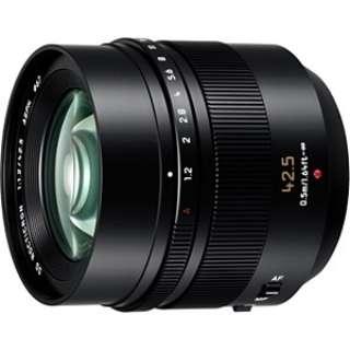 カメラレンズ LEICA DG NOCTICRON 42.5mm/F1.2 ASPH./POWER O.I.S. LUMIX(ルミックス) ブラック H-NS043 [マイクロフォーサーズ /単焦点レンズ]