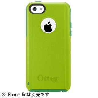 iPhone 5c用 Commuter (グローグリーン/ケリーグリーン PEPPERMINT) OTB-PH-000103