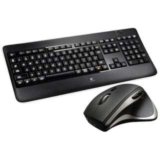 MX800 ワイヤレスキーボード・マウス Logicool Wireless Performance Combo ブラック [USB /ワイヤレス ]