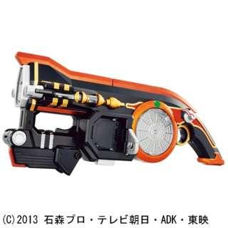 仮面ライダー鎧武 スクラッチ装填 DX火縄大橙DJ銃
