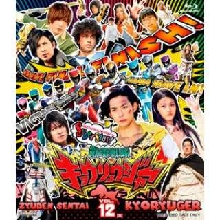 獣電戦隊キョウリュウジャー Vol.12 【ブルーレイ ソフト】