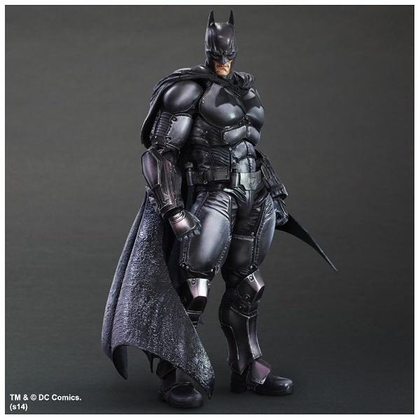 ビックカメラ.com , PLAY ARTS改 BATMANARKHAM ORIGINS バットマン