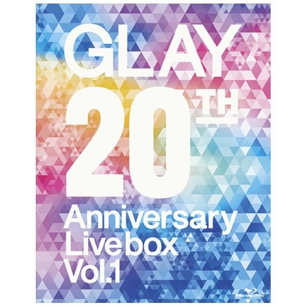 GLAY/GLAY 20th Anniversary LIVE BOX VOL. 1 [Blu-ray Software]