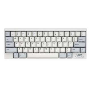 PD-KB400W キーボード Happy Hacking Keyboard Professional2 白 [USB /有線]