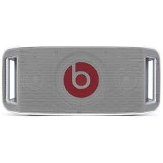 BT SP BBP WHT ブルートゥース スピーカー ホワイト [Bluetooth対応]