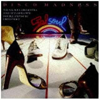 ウォルター・ギボンズ/DISCO MADNESS 【CD】