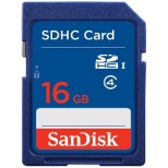 SDHCカード スタンダードシリーズ SDSDB-016G-J35U [16GB /Class4]