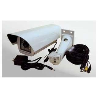 【屋外用】防犯威嚇カメラカラー(暗視)セット 「モアイMor-eye」 NS-80CS