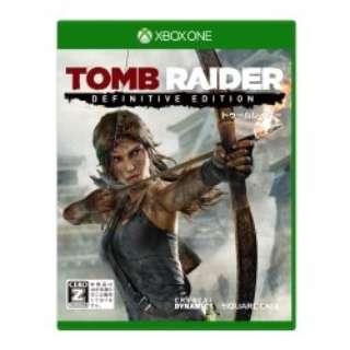 トゥームレイダー ディフィニティブエディション【Xbox Oneゲームソフト】