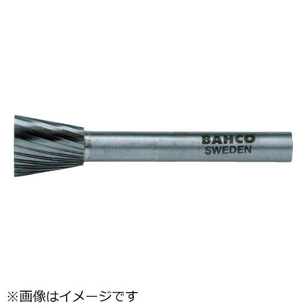 ツールズ バーコ 逆テーパー形超硬ロータリーバーシングルカットエンド刃 BAHN0306M03E_8513