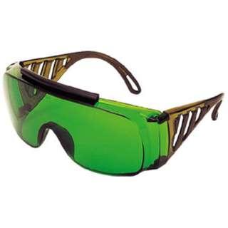 一眼型遮光グラスガス溶接用プラスチック#1.4 GS37W14