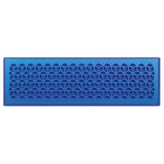 ブルートゥース スピーカー SP-MVM-BU ブルー [Bluetooth対応 /防水]