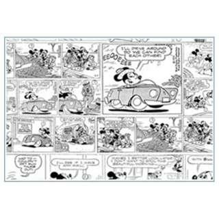【まくらカバー】大人ディズニーG ミッキー 標準サイズ(43×63cm)