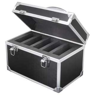 3.5インチHDD専用収納ケース [5台収納] 裸族のハードなケース (ブラック) CRHC-001/BK