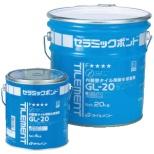 タイル用接着剤 GL-20 4kg 30100040