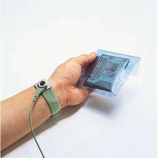 ESDバッグ 非帯電袋 200×250 ブルー F55B