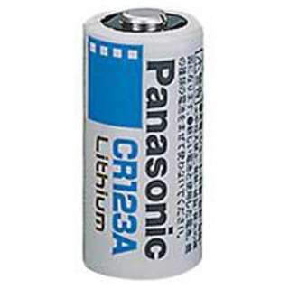CR-123AW カメラ用電池 円筒形リチウム電池 [1本 /リチウム]