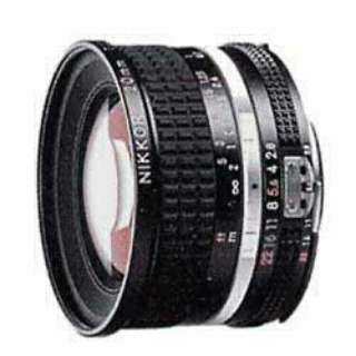 カメラレンズ AI Nikkor 20mm f/2.8S NIKKOR(ニッコール) ブラック [ニコンF /単焦点レンズ]