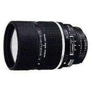 カメラレンズ AI AF DC-Nikkor 135mm f/2D NIKKOR(ニッコール) ブラック [ニコンF /単焦点レンズ]