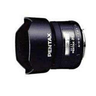 カメラレンズ smc PENTAX-FA 35mmF2AL ブラック [ペンタックスK /単焦点レンズ]