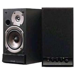 GX-D90(B) アンプ内蔵PCスピーカー ブラック [AC電源 /2.0ch]