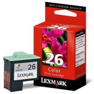 純正プリンターインク 26 カラー