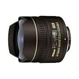 カメラレンズ AF DX Fisheye-Nikkor 10.5mm f/2.8G ED APS-C用 NIKKOR(ニッコール) ブラック [ニコンF /単焦点レンズ]