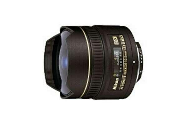 ニコンのカメラレンズおすすめ20選 ニコン AF DX Fisheye-Nikkor 10.5mm f/2.8G ED