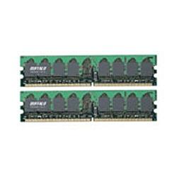 D2/533-512MX2 (DDR2 PC2-4200 512MB 2枚組)