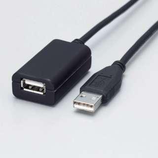 5.0m USB2.0延長ケーブル 【Aオス】⇔【Aメス】USB2-EXA50