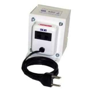 変圧器 (アップダウントランス) 「トランスフォーマ SKシリーズ」(200V⇔100V・容量330W) SK-330