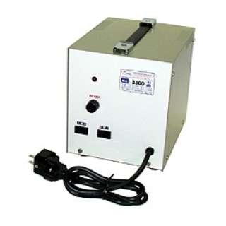 変圧器 (アップダウントランス) 「トランスフォーマ SKシリーズ」(120V⇔100V・容量3300W) SK-3300U