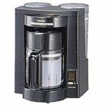HCD-L50M コーヒーメーカー ブラック [ミル付き]