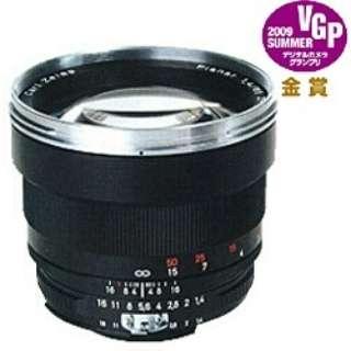 カメラレンズ T*1.4/85 ZF Planar [ニコンF /単焦点レンズ]