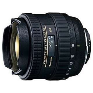 カメラレンズ AT-X 107 DX Fisheye APS-C用 ブラック [ニコンF /ズームレンズ]